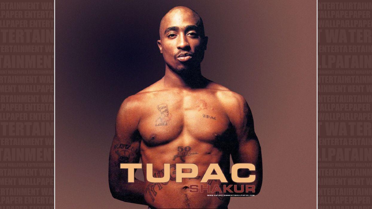 TUPAC gangsta rapper rap hip hop     te wallpaper
