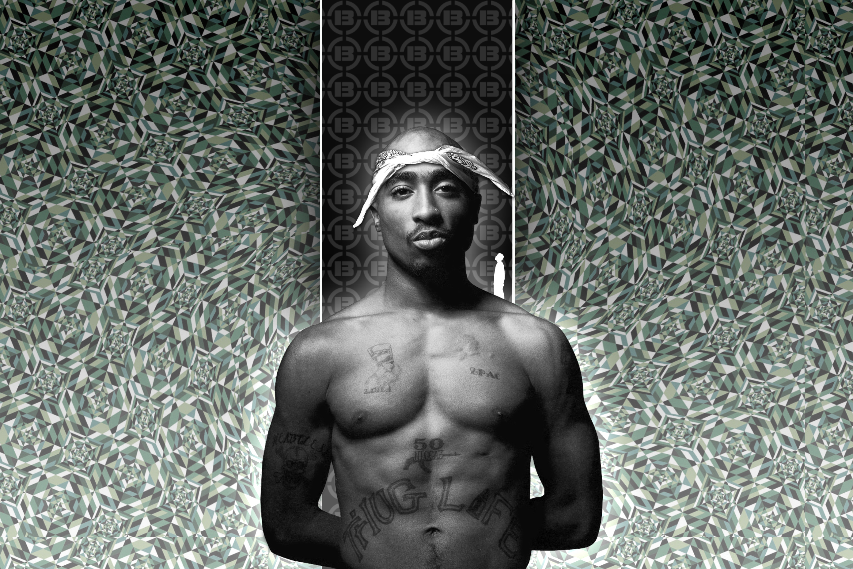 Tupac wallpapers wallpaperup tupac gangsta rapper rap hip hop et wallpaper voltagebd Choice Image