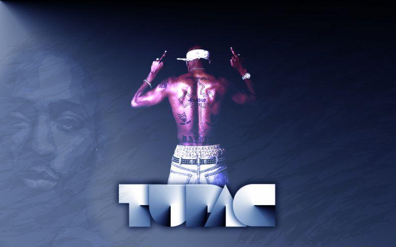 TUPAC gangsta rapper rap hip hop 3 wallpaper
