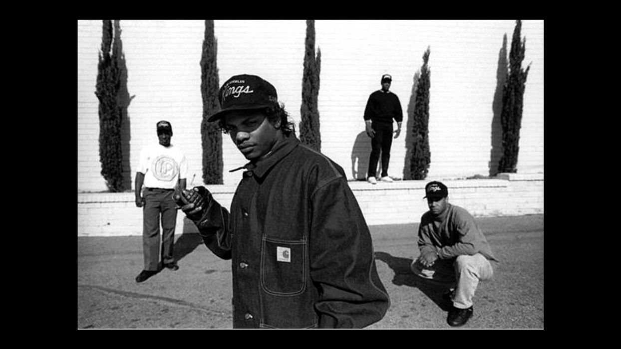 Eazy E nwa gangsta rapper rap hip hop eazy-e   d wallpaper
