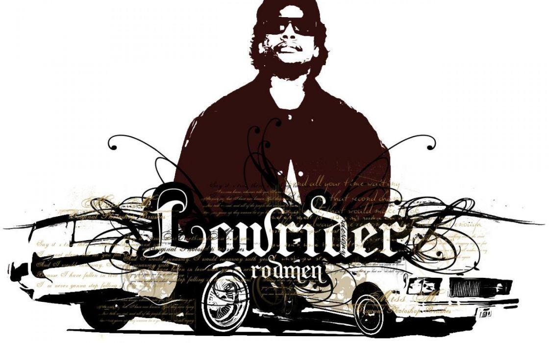 Eazy E nwa gangsta rapper rap hip hop eazy-e lowrider poster    f wallpaper