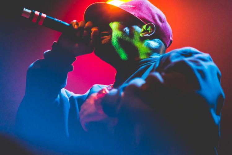 GHOSTFACE KILLAH gangsta rapper rap hip hop microphone f wallpaper