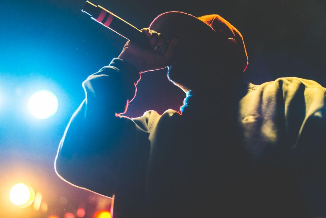 GHOSTFACE KILLAH gangsta rapper rap hip hop microphone concert     f wallpaper
