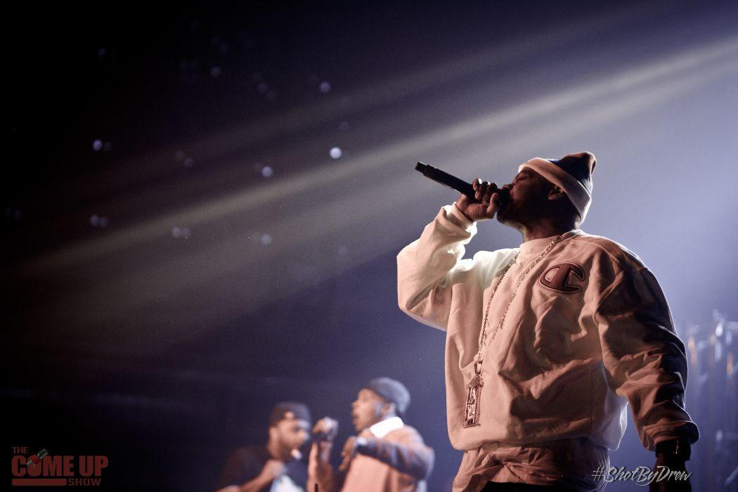 GHOSTFACE KILLAH gangsta rapper rap hip hop microphone concert  d wallpaper