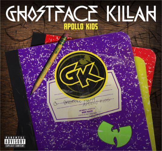 GHOSTFACE KILLAH gangsta rapper rap hip hop poster fd wallpaper
