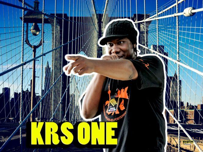 KRS-ONE gangsta rapper rap hip hop krs one fw wallpaper