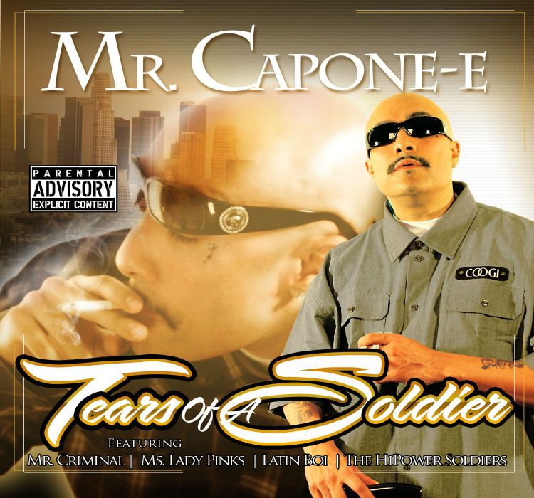 MR CAPONE E gangsta rapper rap hip hop   y wallpaper