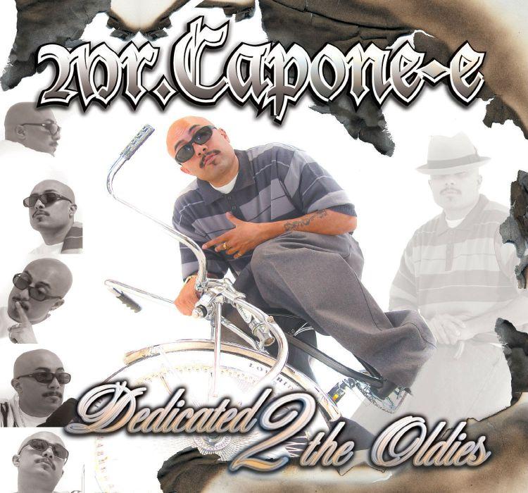MR CAPONE E gangsta rapper rap hip hop poster   yu wallpaper