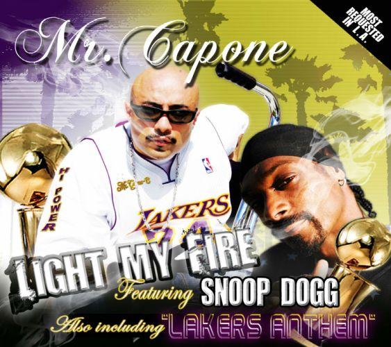 MR CAPONE E gangsta rapper rap hip hop snoop dogg snoop-dogg poster g wallpaper
