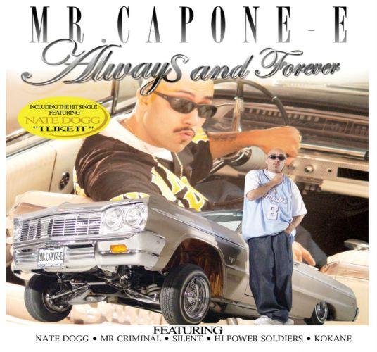 MR CAPONE E gangsta rapper rap hip hop poster lowrider i5 wallpaper