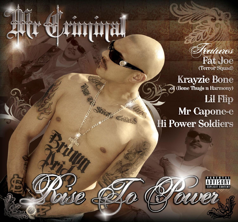 MR CRIMINAL Gangsta Rapper Rap Hip Hop Poster Ge Wallpaper