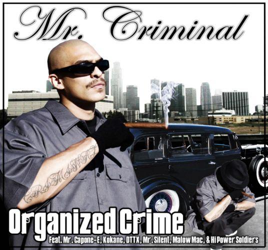 MR CRIMINAL gangsta rapper rap hip hop poster t3 wallpaper