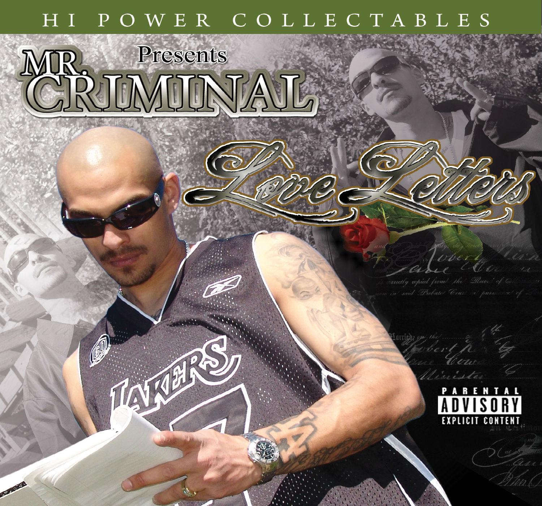Mr Criminal Love Letters