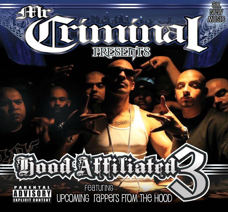 MR CRIMINAL gangsta rapper rap hip hop poster   dw wallpaper
