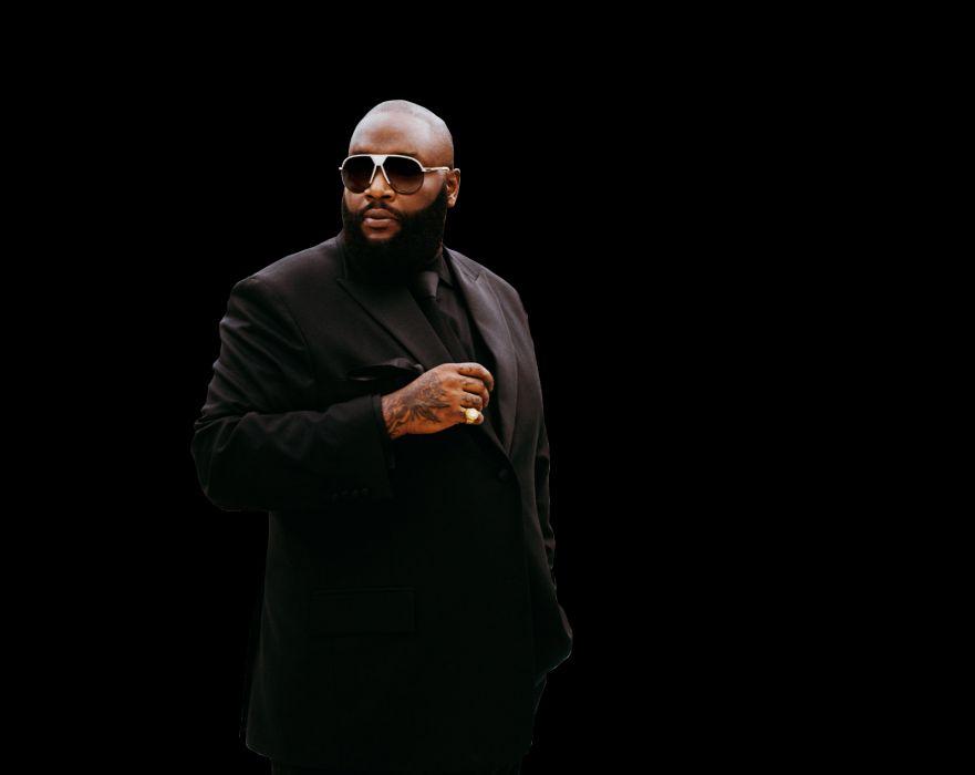 RICK ROSS gangsta rapper rap hip hop    hs wallpaper