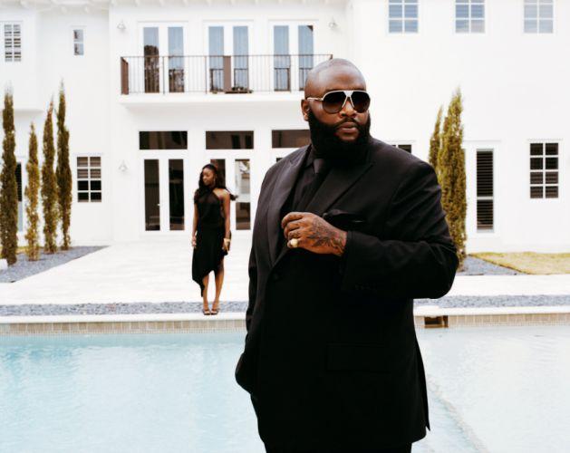RICK ROSS gangsta rapper rap hip hop t wallpaper