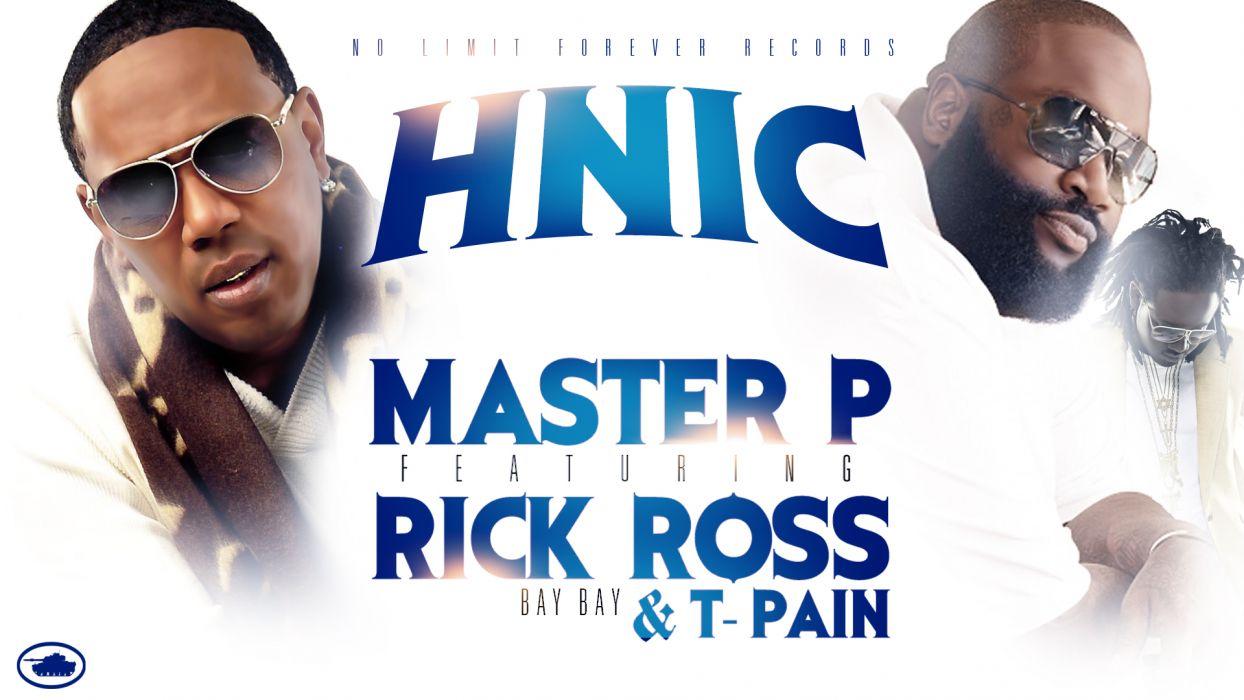 RICK ROSS MASTER P gangsta rapper rap hip hop poster master-p      g wallpaper