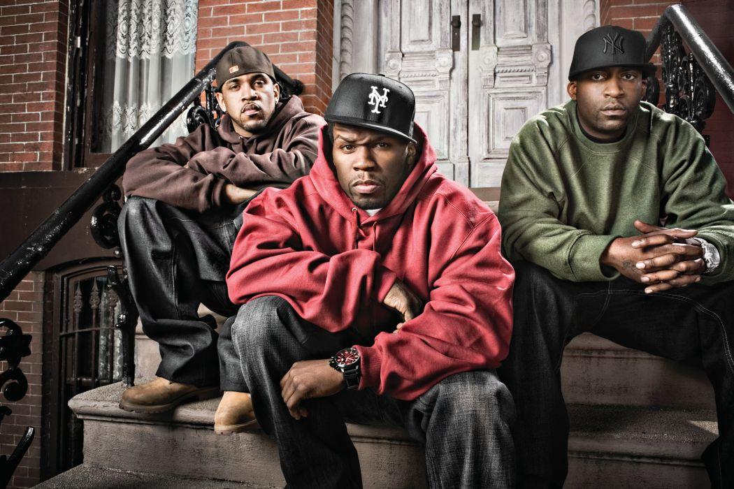 G-UNIT 50-CENT gangsta rap rapper hip hop unit cent     b wallpaper