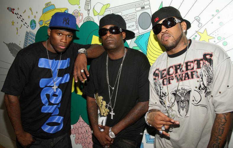 G-UNIT 50-CENT gangsta rap rapper hip hop unit cent fs wallpaper