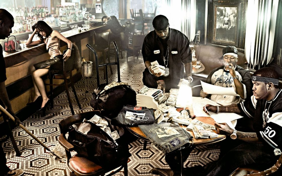 G-UNIT 50-CENT gangsta rap rapper hip hop unit cent    h wallpaper