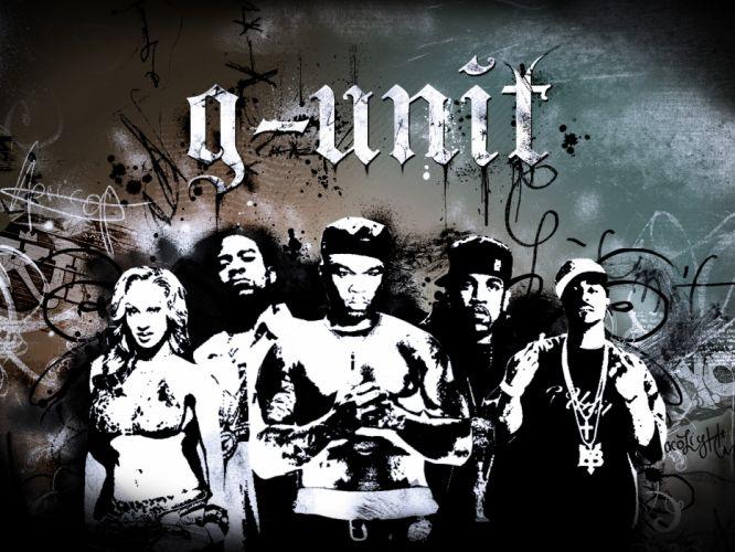 G-UNIT 50-CENT gangsta rap rapper hip hop unit cent j wallpaper