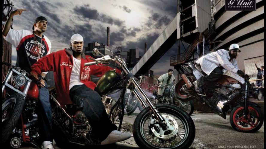 G-UNIT 50-CENT gangsta rap rapper hip hop unit cent e wallpaper