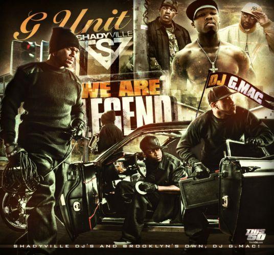 G-UNIT 50-CENT gangsta rap rapper hip hop unit cent poster h wallpaper