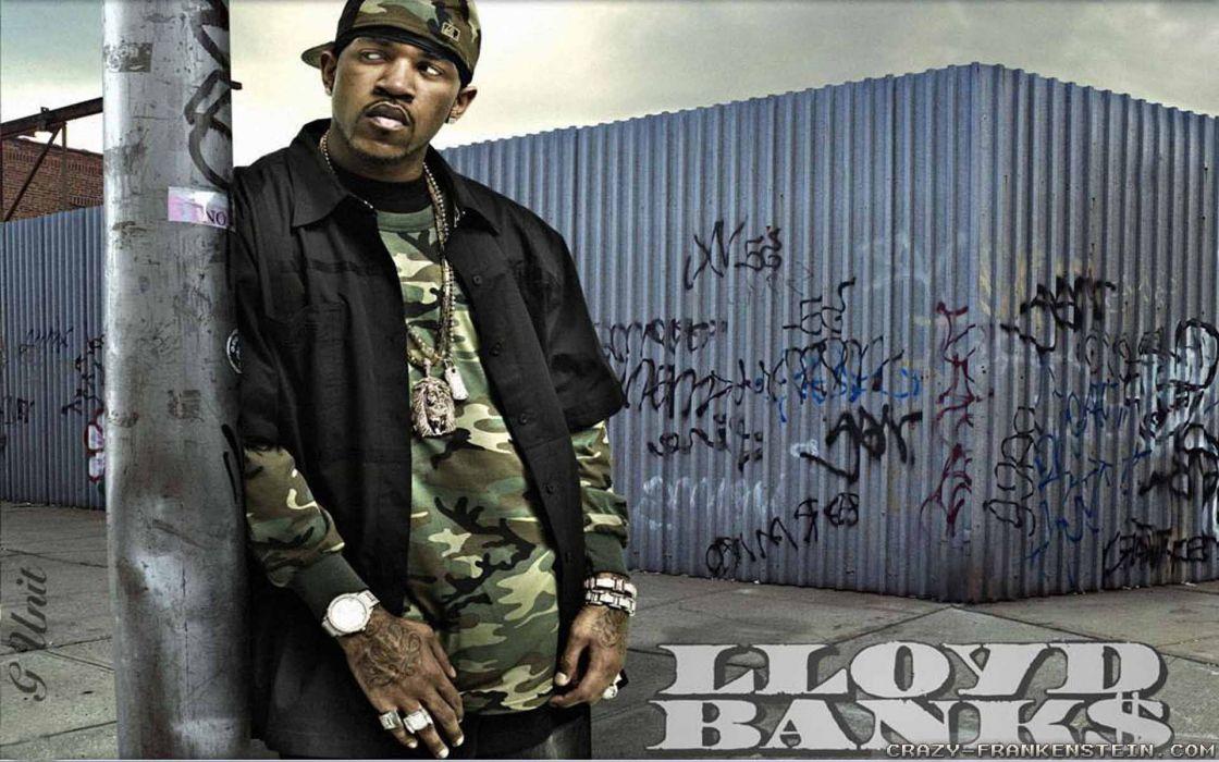 G-UNIT 50-CENT gangsta rap rapper hip hop unit cent lloyd banks     h wallpaper