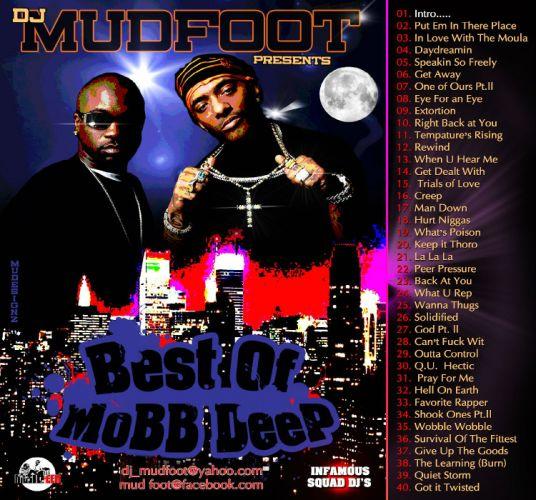 MOBB DEEP gangsta rap rapper hip hop poster g wallpaper
