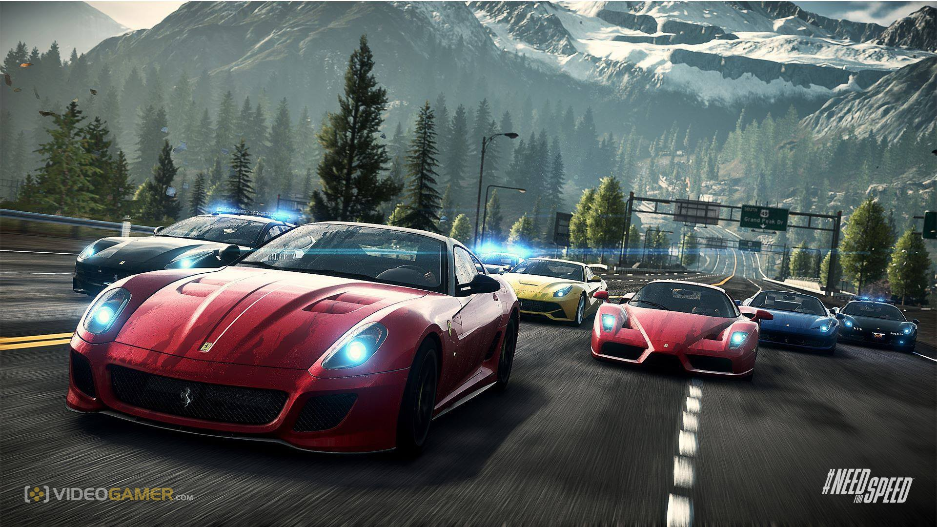 Need for Speed: Rivals wallpaper | 1920x1080 | 181253 ...