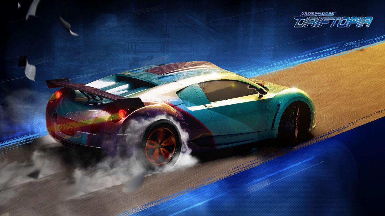 Ridge Racer: Driftopia wallpaper