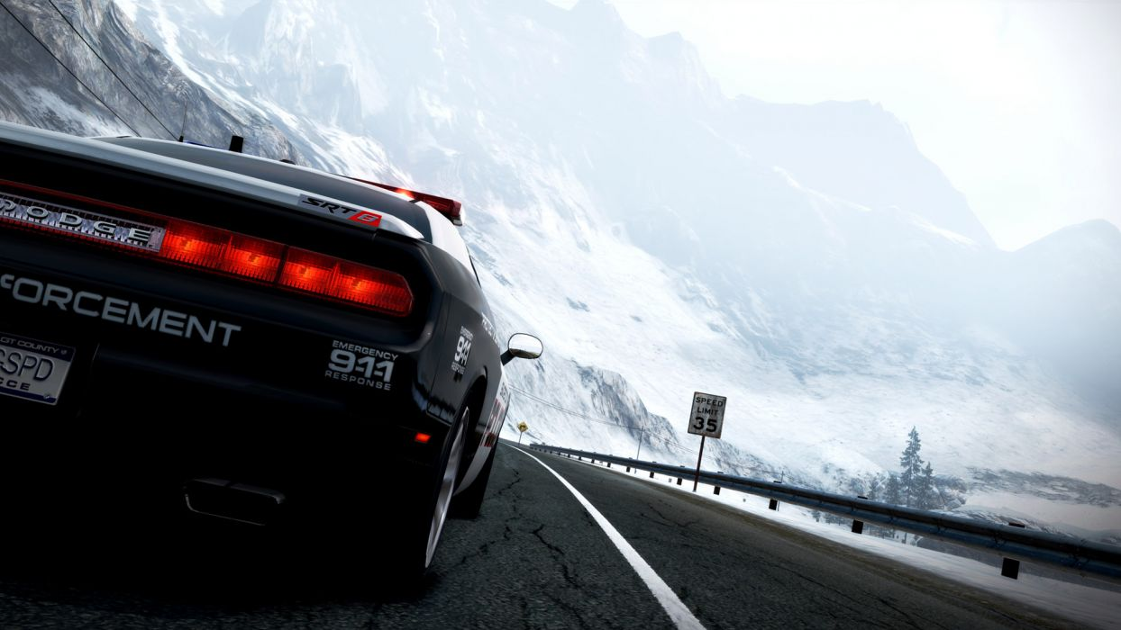Need for Speed: Hot Pursuit wallpaper