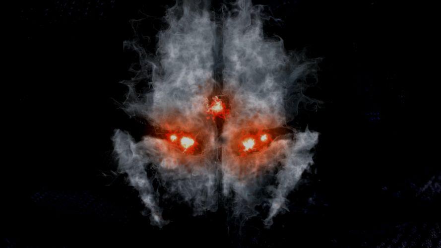 COD: Ghosts Extinction Logo wallpaper