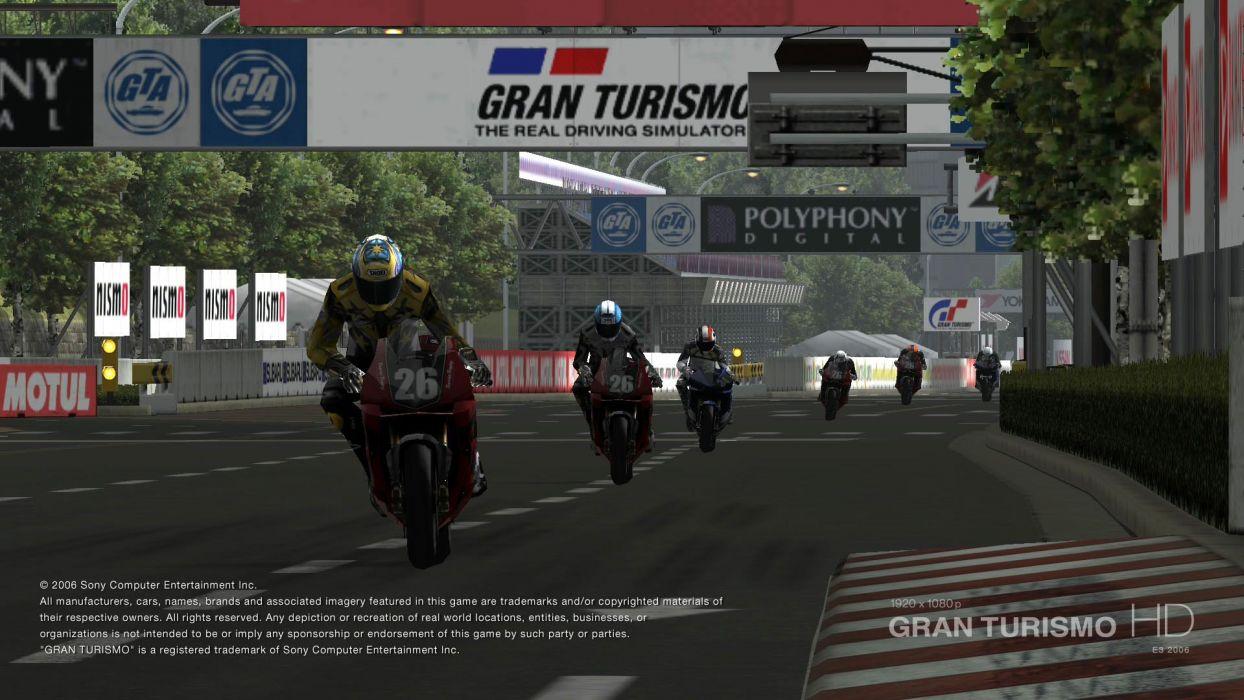 Gran Turismo HD wallpaper