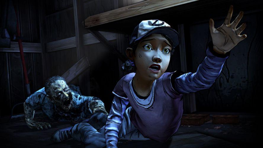 The Walking Dead: The Game Season 2 wallpaper
