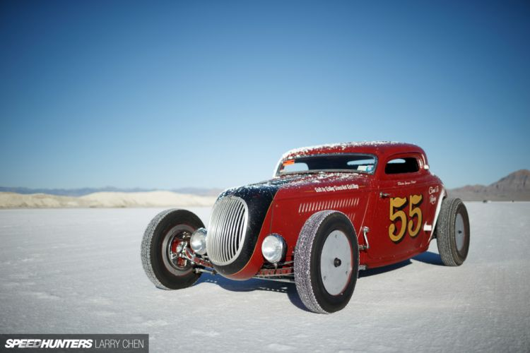 1934 Ford Coupe hot rod rods racing retro f wallpaper
