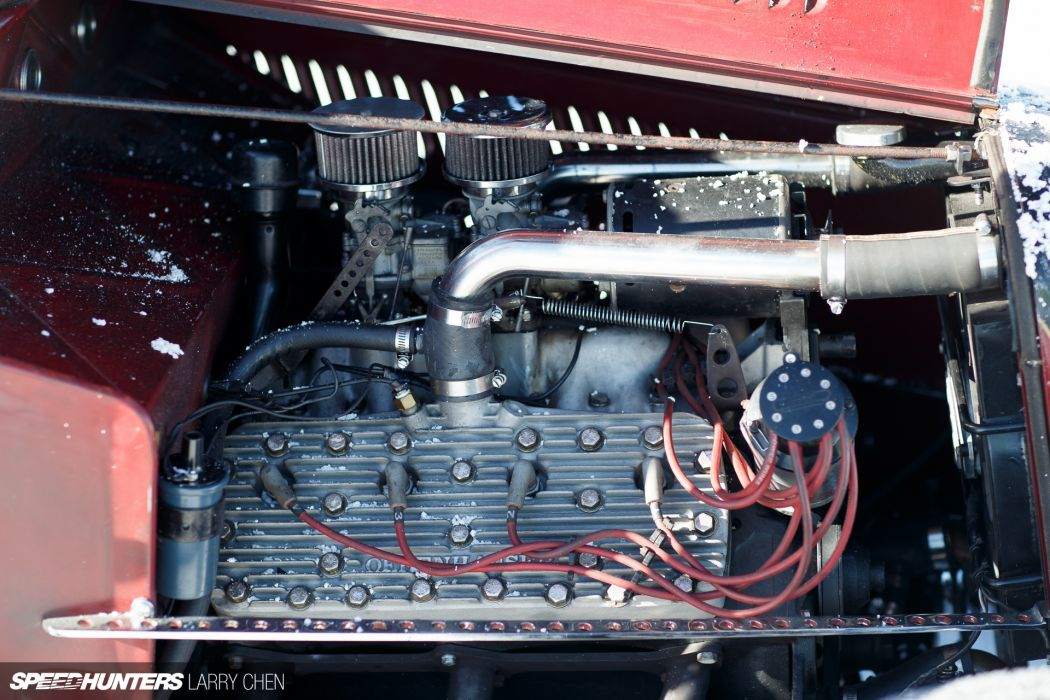 1934 Ford Coupe hot rod rods racing retro engine    d wallpaper