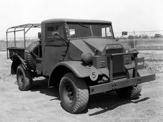 1941 Ford F8 No-12 Cab pickup military 4x4 retro f-8 f wallpaper