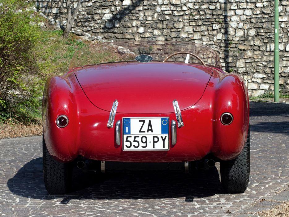 1952 Ferrari 225 Sport Spyder Tuboscocca supercar retro    d wallpaper