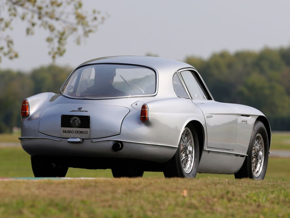 1954 Alfa Romeo 2000 Sportiva Coupe (1366) retro   dw wallpaper