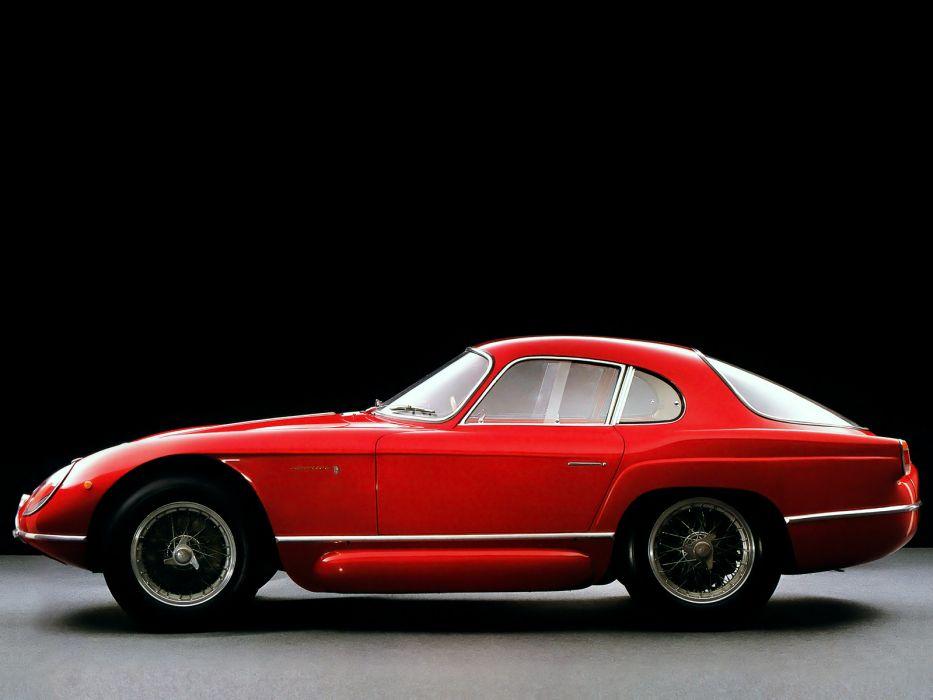 1954 Alfa Romeo 2000 Sportiva Coupe (1366) retro  f wallpaper