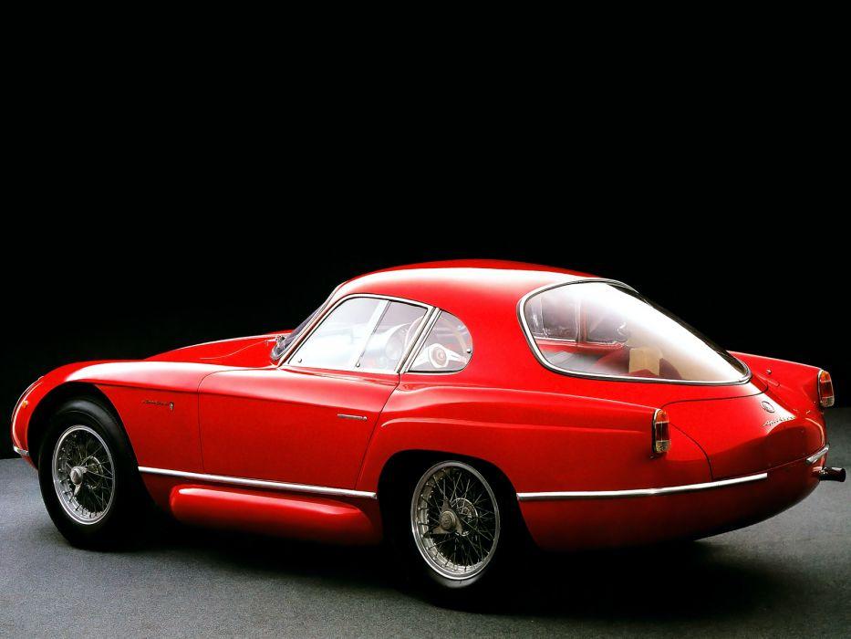 1954 Alfa Romeo 2000 Sportiva Coupe (1366) retro  fs wallpaper
