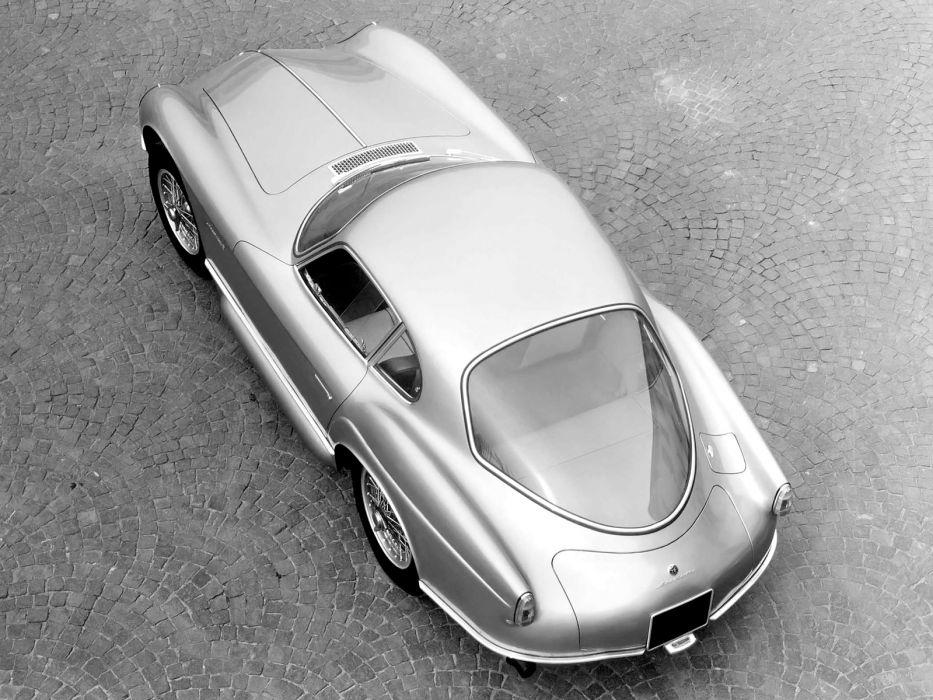 1954 Alfa Romeo 2000 Sportiva Coupe (1366) retro da wallpaper
