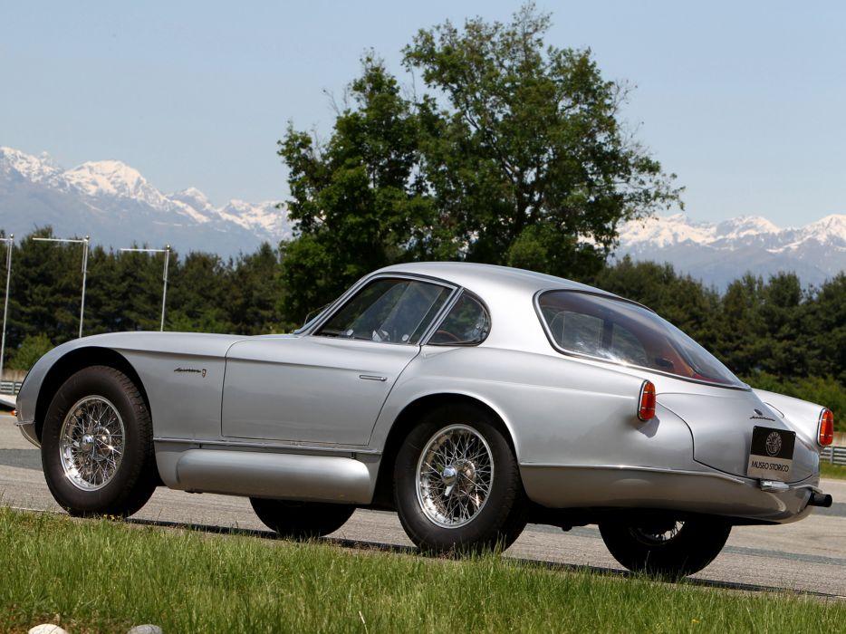 1954 Alfa Romeo 2000 Sportiva Coupe (1366) retro  w wallpaper