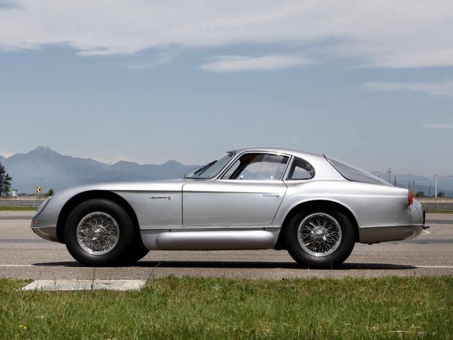 1954 Alfa Romeo 2000 Sportiva Coupe (1366) retro  wq wallpaper
