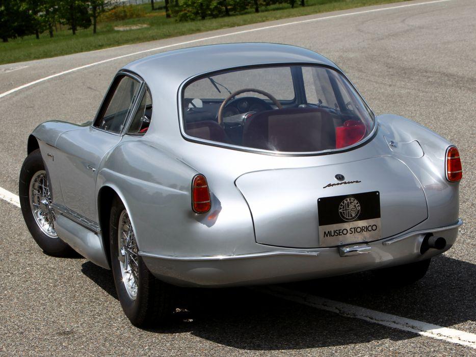 1954 Alfa Romeo 2000 Sportiva Coupe (1366) retro s wallpaper