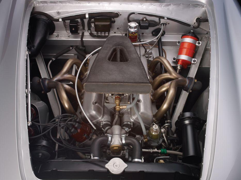 1954 Fiat 8V Coupe retro 8-v engine     h wallpaper