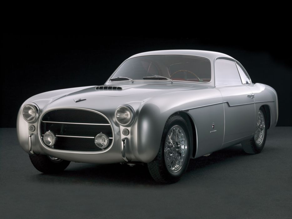 1954 Fiat 8V Coupe retro 8-v       g wallpaper
