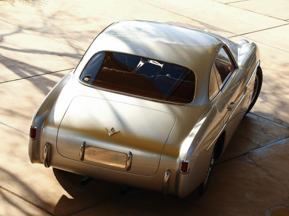 1954 Fiat 8V Coupe retro 8-v   4 wallpaper