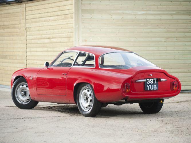 1961 Alfa Romeo Giulietta SZ Coda Tronca (101) classic h wallpaper